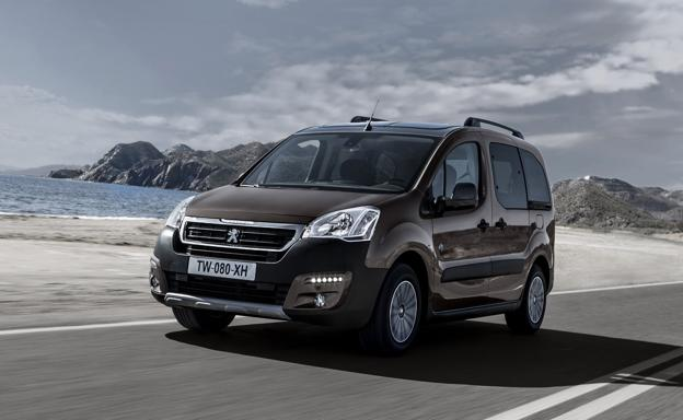 Peugeot Partner Tepee Adventure Edition