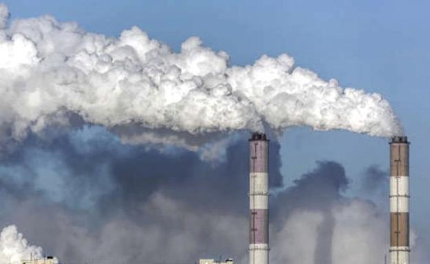 Las térmicas de carbón hace que Castilla y León sea con Asturias líder en emisiones de efecto de invernadero pese a anotar la mayor caída del país en 25 años