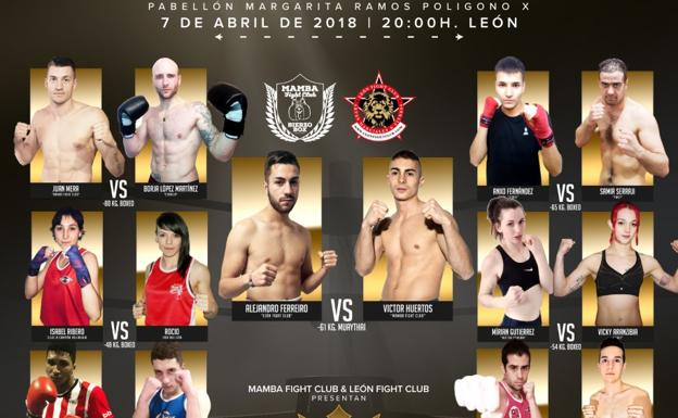 'The King of the Ring' llega a León