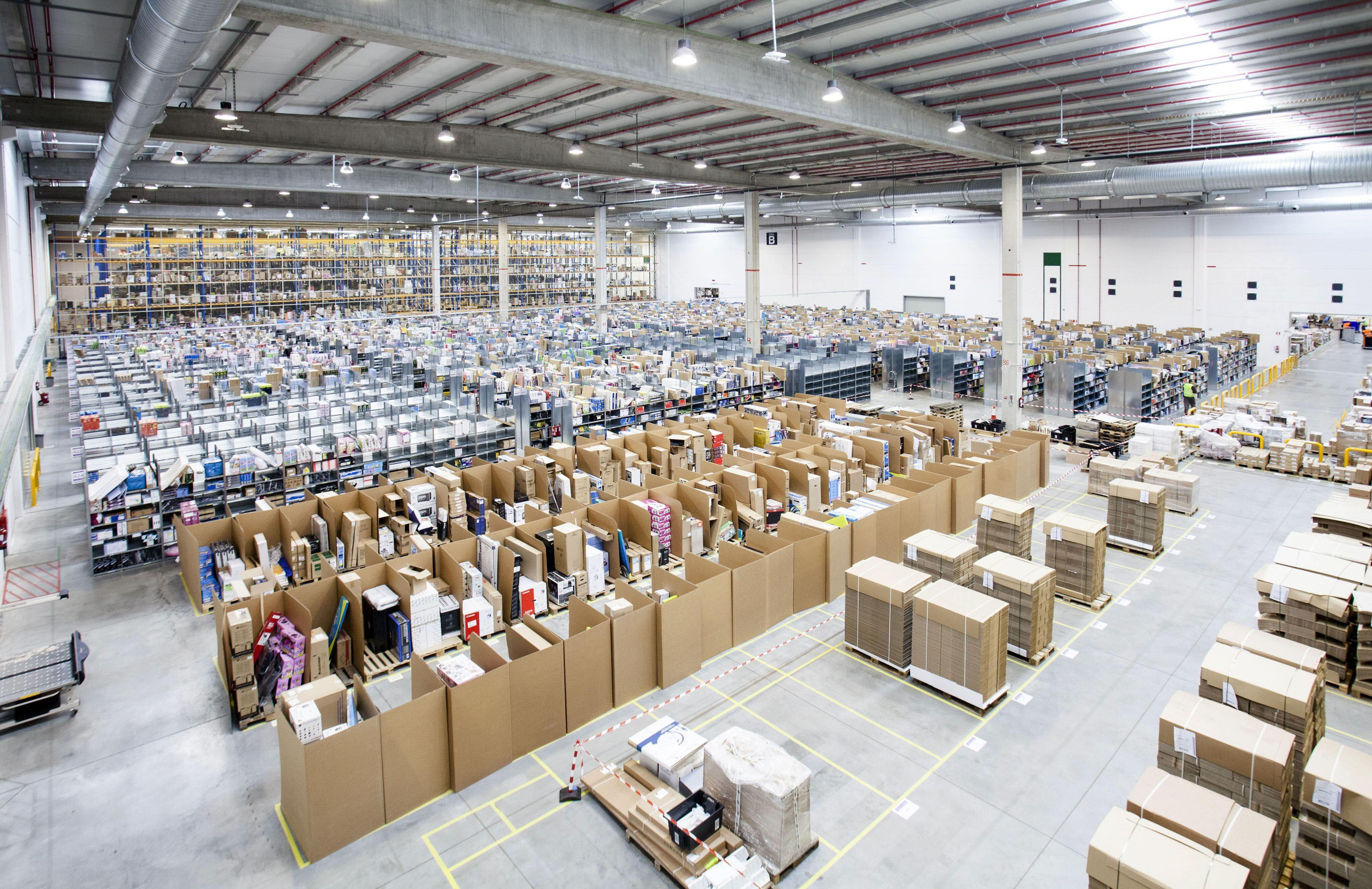 Ofertas de Amazon Prime Day se enfrentan a una huelga en España