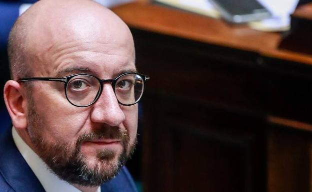 Primer ministro de Bélgica anunció su renuncia ante la cámara de diputados