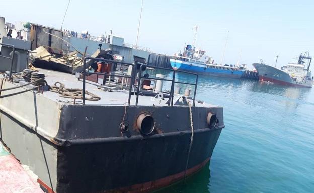 Accidente con fuego amigo deja al menos 19 muertos en barco iraní