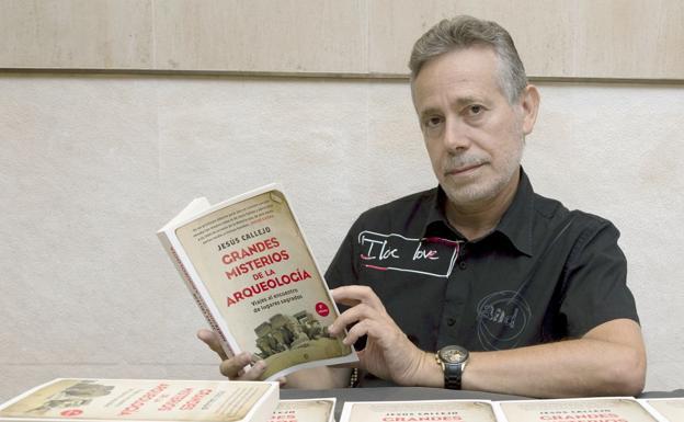 El leonés Jesús Callejo afirma que aún «quedan muchísimas civilizaciones por descubrir» | Leonoticias