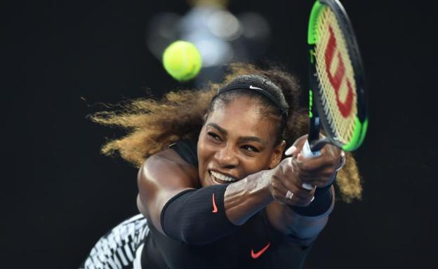 Serena Williams./Afp