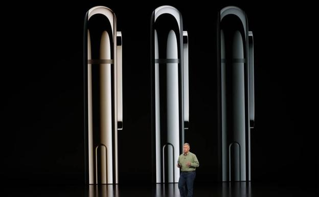 Keynote Apple. /Reuters