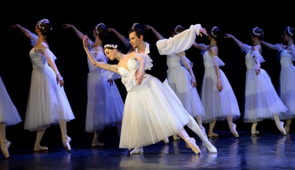 Ballet Imperial Ruso./