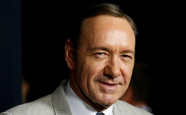 Kevin Spacey./Reuters