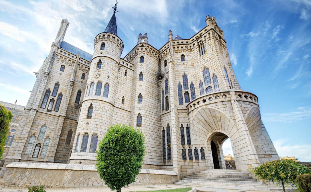 Patrimonio aprueba obras en el Palacio Episcopal de Astorga y el ...