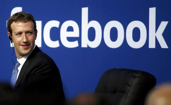 Mark Zuckerberg, CEO de la red social./REUTERS