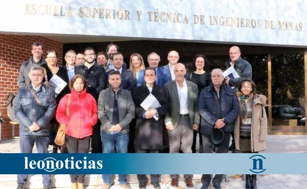 Los directores de Escuelas de Minas aprueban los estatutos para constituirse como asociación - leonoticias.com