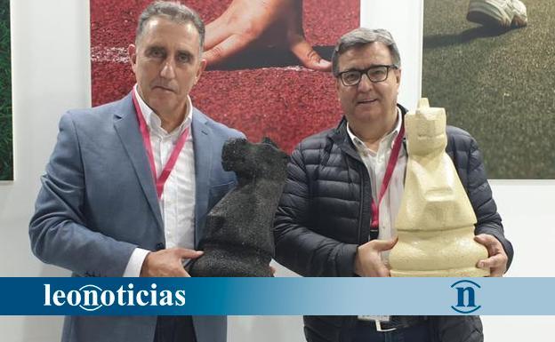 El Magistral de León se hace gigante con tableros XXL de reciclaje inteligente - leonoticias.com