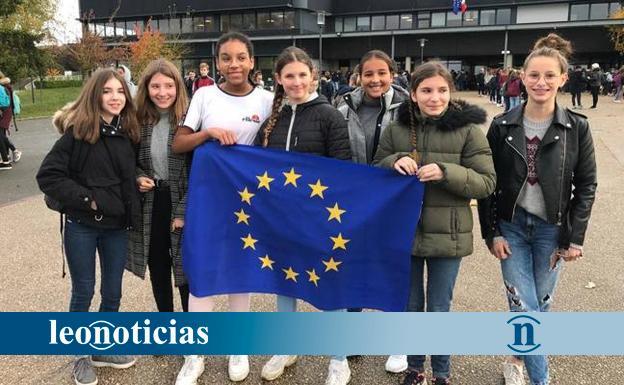 El Colegio Santa Teresa sigue su andadura europea de la mano del Programa Erasmus+ - leonoticias.com