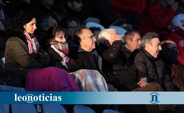 El frío no amilana al Reino de León, que registra la mejor asistencia de la jornada - leonoticias.com