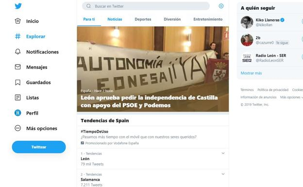 León vuelve a ser Trending Topic a nivel nacional con más de 80.000 'tuits'