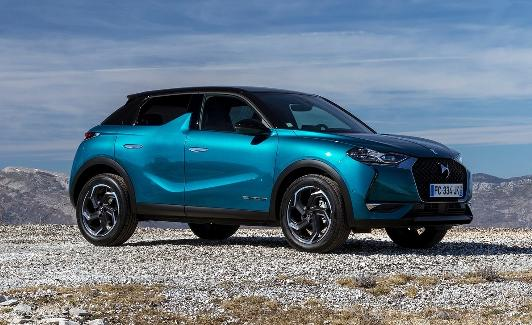 ds3 crossback U50741040212XOU
