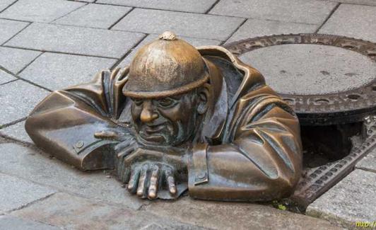 El Cumil es una referencia artística en Bratislava./