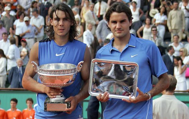 Primera estocada contra Federer