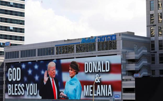 Melania aconseja a Trump que acepte la derrota