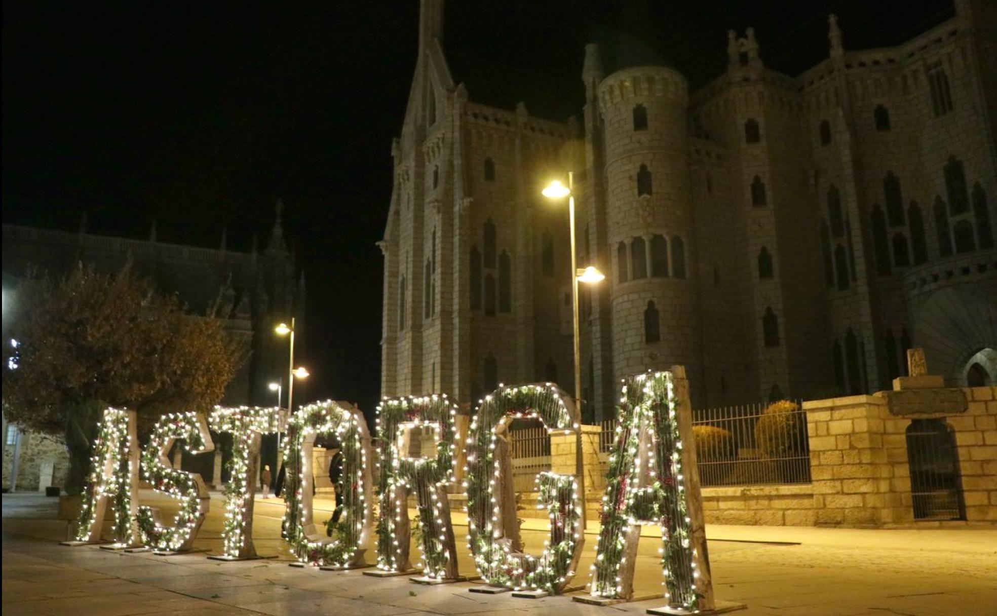 Ferrero Rocher Iluminará Astorga El Mejor Pueblo Anfitrión De España Leonoticias