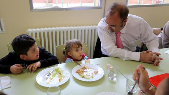 4.616 alumnos de la provincia de León reciben beca para el comedor ...